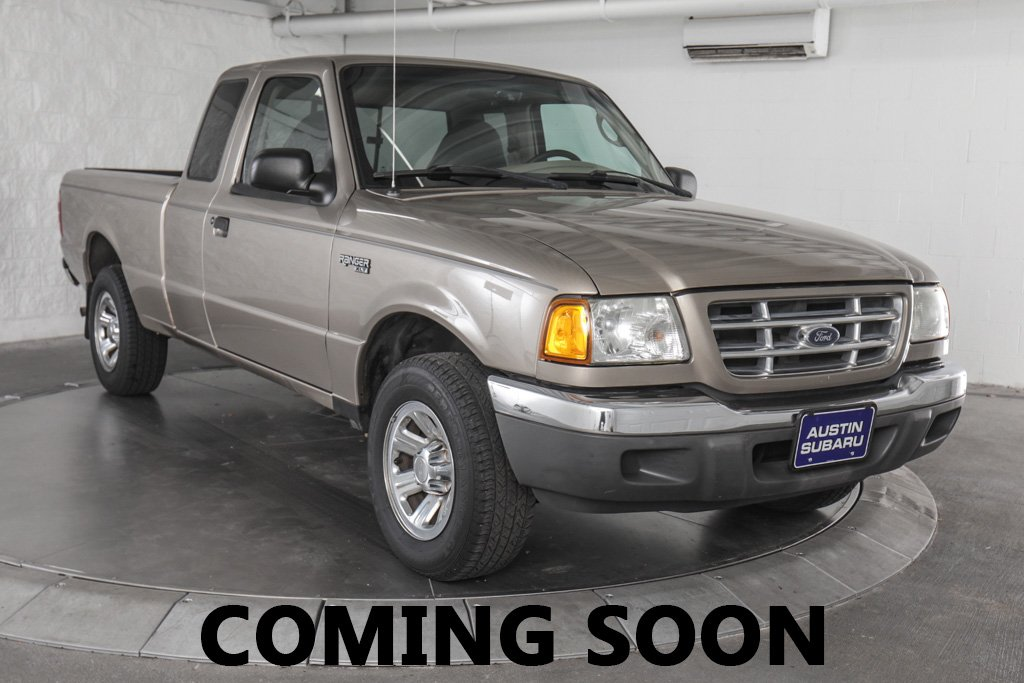 2003 Ford Ranger Xlt >> Pre Owned 2003 Ford Ranger Xlt Rwd Standard Bed