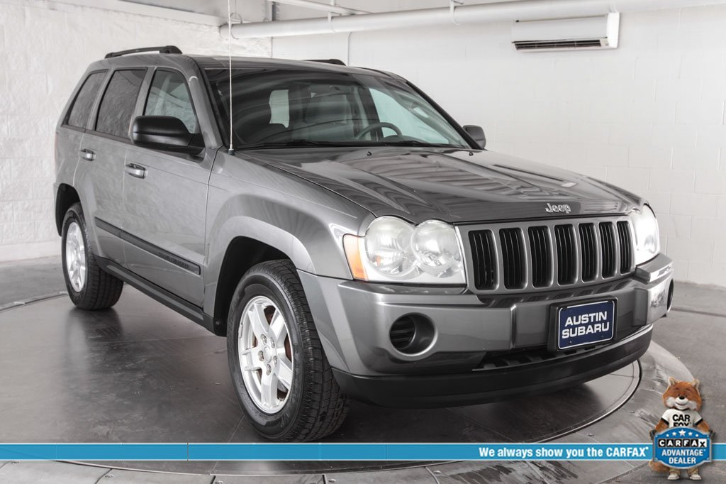 Superb Pre Owned 2007 Jeep Grand Cherokee Laredo