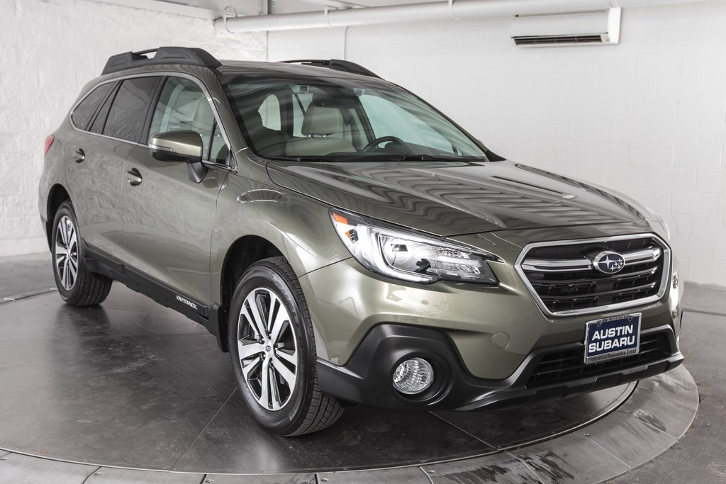New 2019 Subaru Outback 2 5i Limited