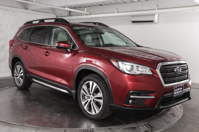 8 Passenger Suv >> New 2019 Subaru Ascent Limited 8 Passenger All Wheel Drive Suv