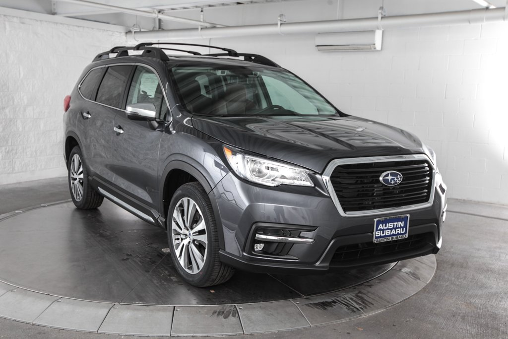 7 Passenger Suv >> New 2019 Subaru Ascent Touring 7 Passenger Suv In Austin