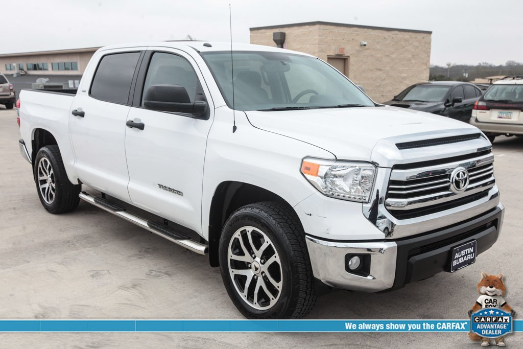 Pre Owned 2017 Toyota Tundra Sr5 Navigation