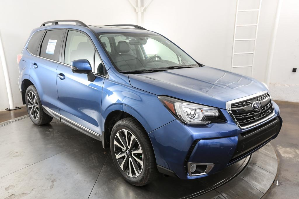 New 2018 Subaru Forester 2 0xt Touring 4d Sport Utility In