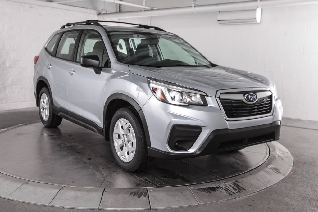 New 2019 Subaru Forester Standard Alloy Wheel Package All Wheel Drive Suv