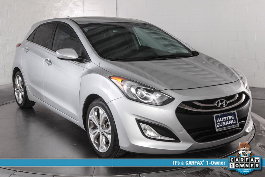 Pre Owned 2013 Hyundai Elantra GT Base