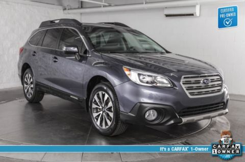 Certified Pre-Owned 2017 Subaru Outback 3.6R