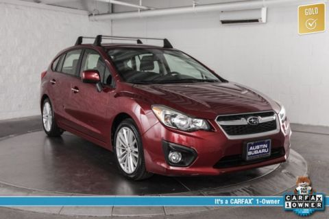 Pre-Owned 2013 Subaru Impreza 2.0i Limited