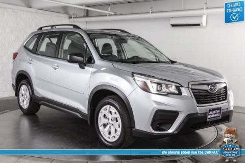 Certified Pre-Owned 2019 Subaru Forester Base