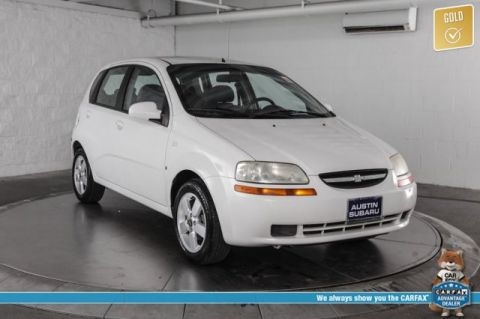 Pre-Owned 2008 Chevrolet Aveo5 LS